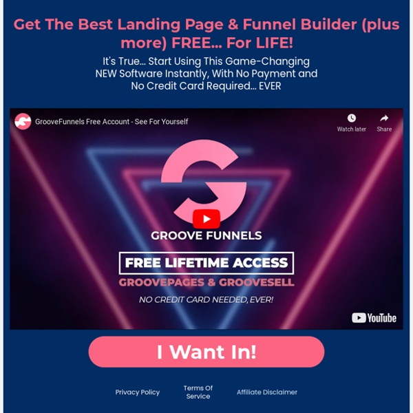 It's True... Get The Easiest, Best Funnel & Page Builder Free For Life! No Credit Card Ever! Screaming Page Load Speed - Optimized For SEO