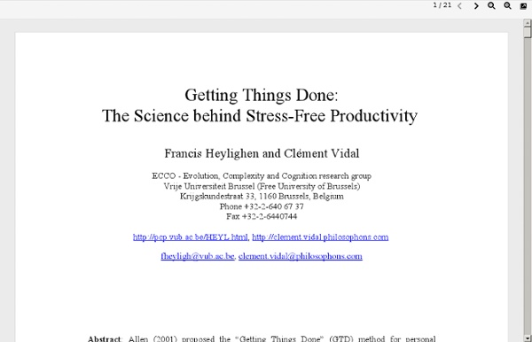 """Getting Things Done"" - GTD-cognition.pdf"