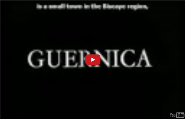 Guernica (1950) Part 1 - Alain Resnais & Robert Hessens (English and Spanish Subtitles)