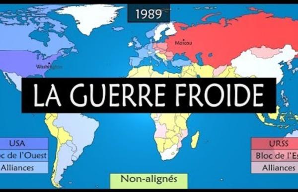 La Guerre Froide - Résumé de 45 années de conflits