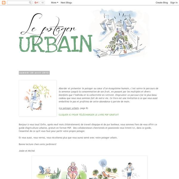 Guide du potager urbain