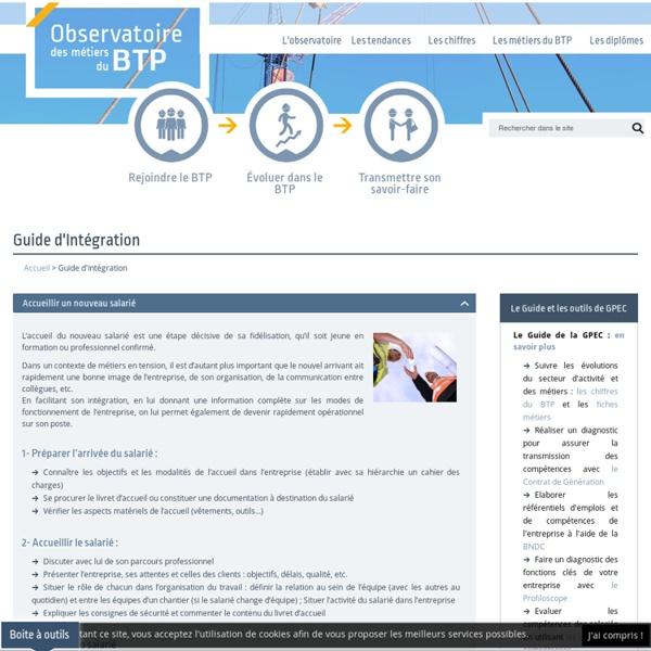 Guide d'Intégration