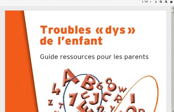Guide ressources pour les parents