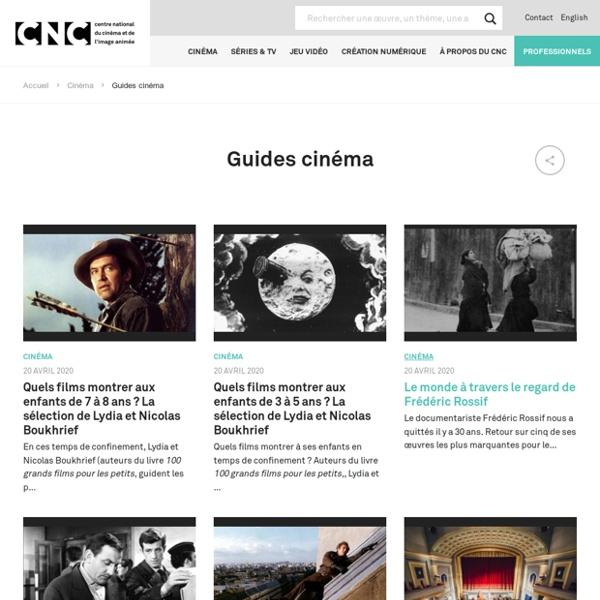 Guides cinéma