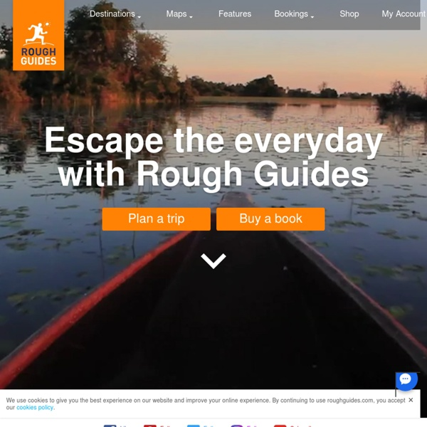 Travel Guide and Travel Information