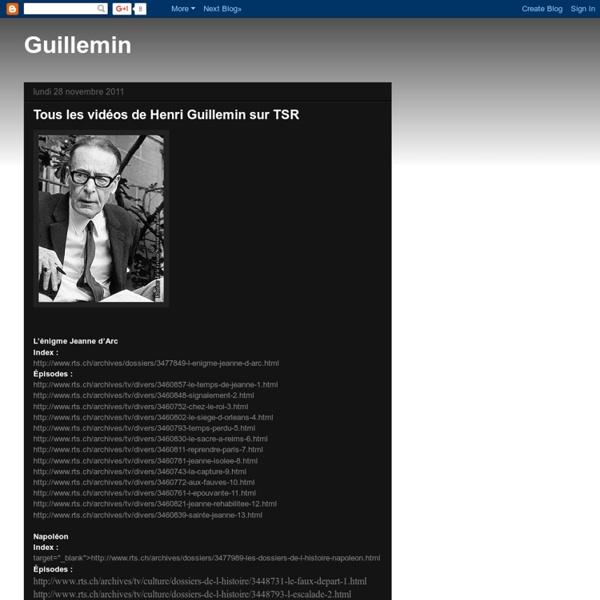 Guillemin