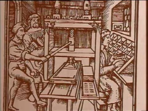 Gutenberg, l'inventeur de l'imprimerie