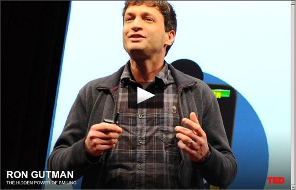 Ron Gutman : le pouvoir secret du sourire