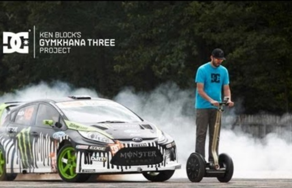 Ken Block's Gymkhana THREE, Part 2; Ultimate Playground