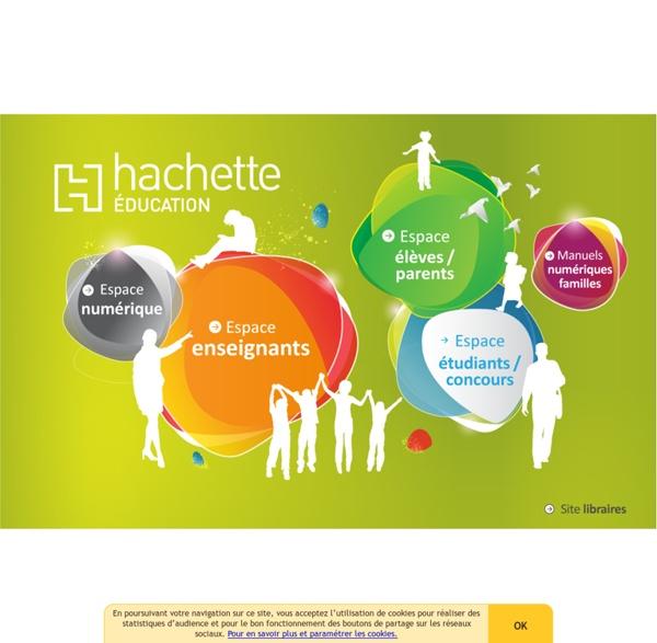 Hachette éducation - Espace éducation