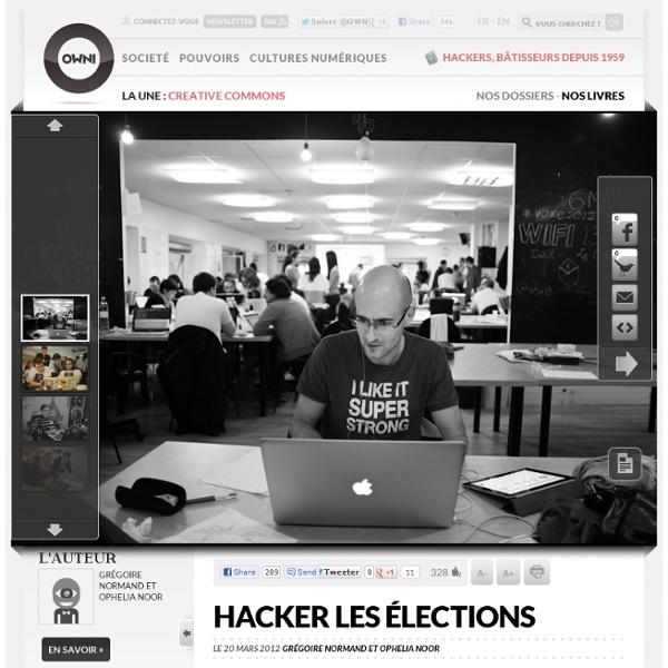 Hacker les élections