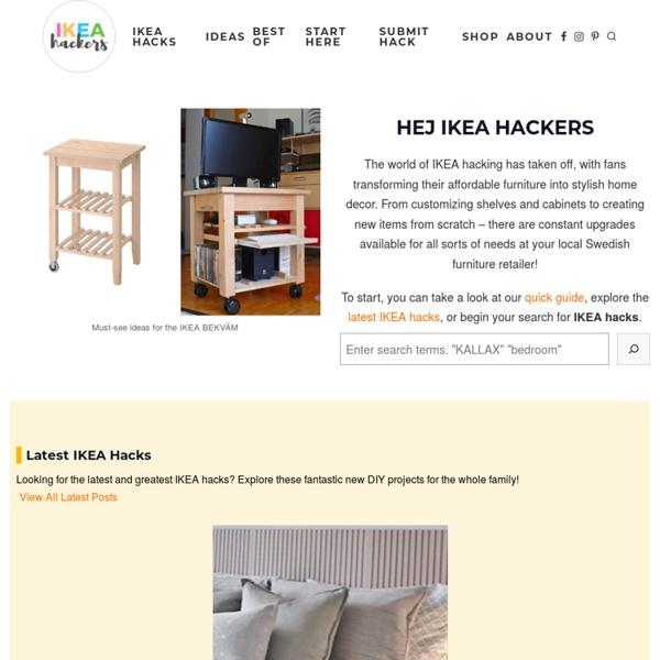 - IKEA Hackers