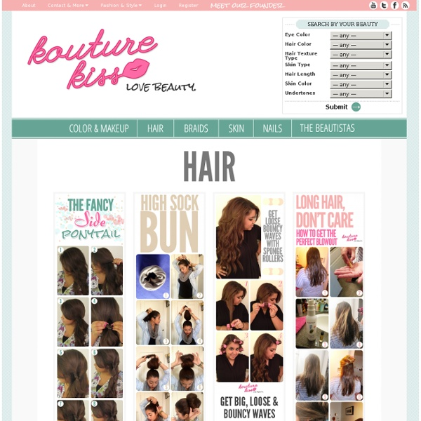 Hair Archives - Kouturekiss - Your One Stop Everything Beauty Spot - kouturekiss.comKouturekiss – Your One Stop Everything Beauty Spot – kouturekiss.com