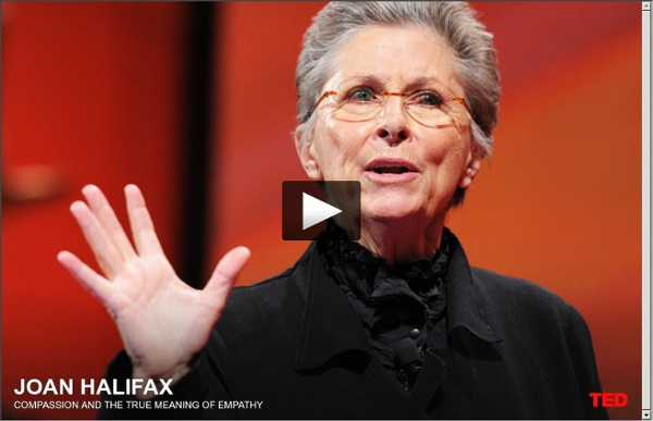 Joan Halifax: Compassion and the true meaning of empathy