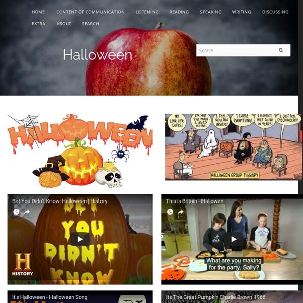Halloween - Kimstudies