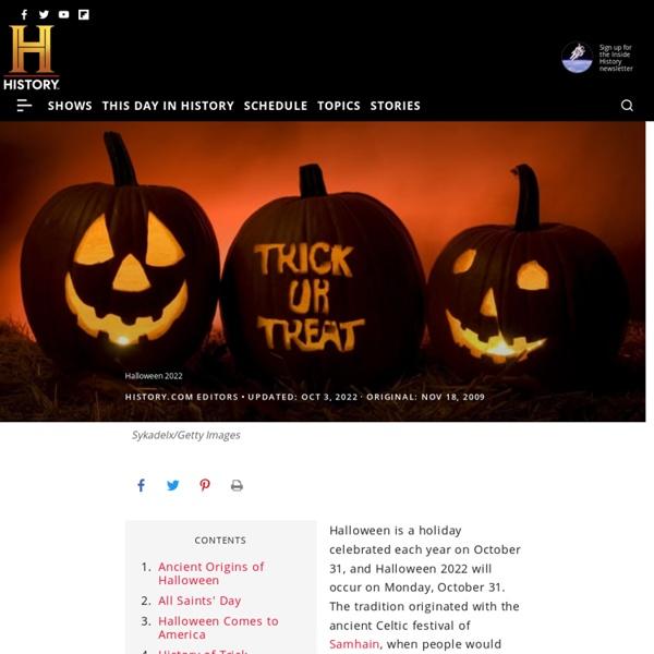 Of Halloween - Halloween