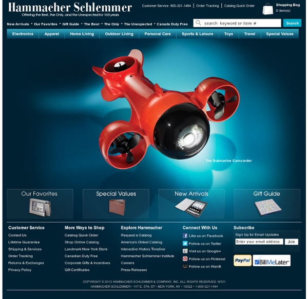 Schlemmer - Homepage - The Unexpected Gifts