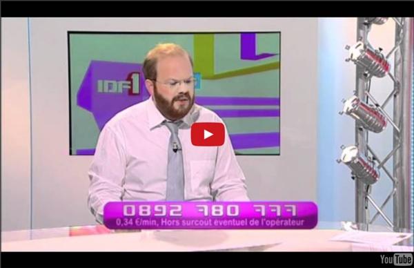 IDF1 TV / Harcèlement moral et manipulation