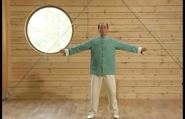 Chi gong de la vertu harmonisation des 3 trésors par song arun