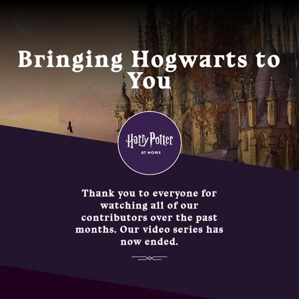 Bringing Hogwarts to You