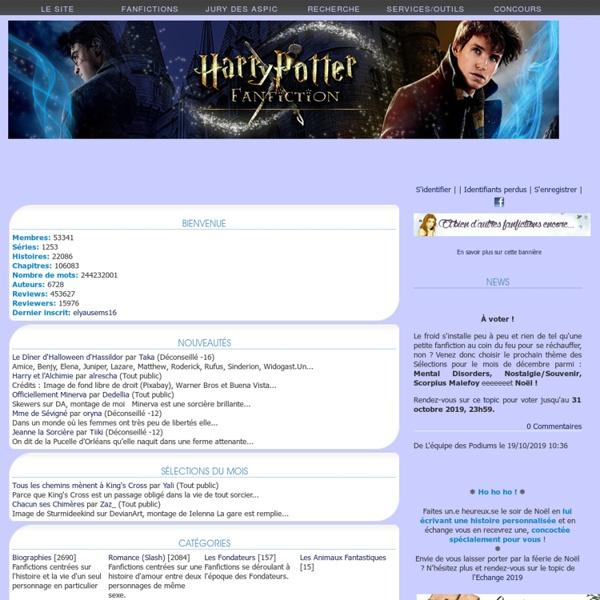 Harry Potter selon ses fans