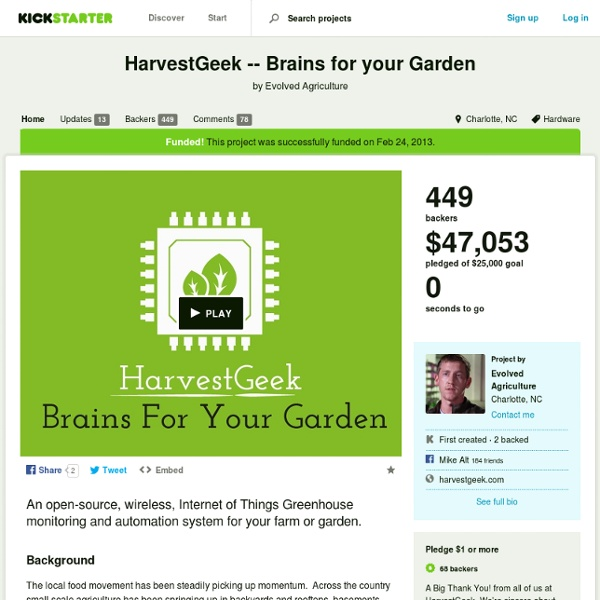 Brains for your Garden by Evolved Agriculture