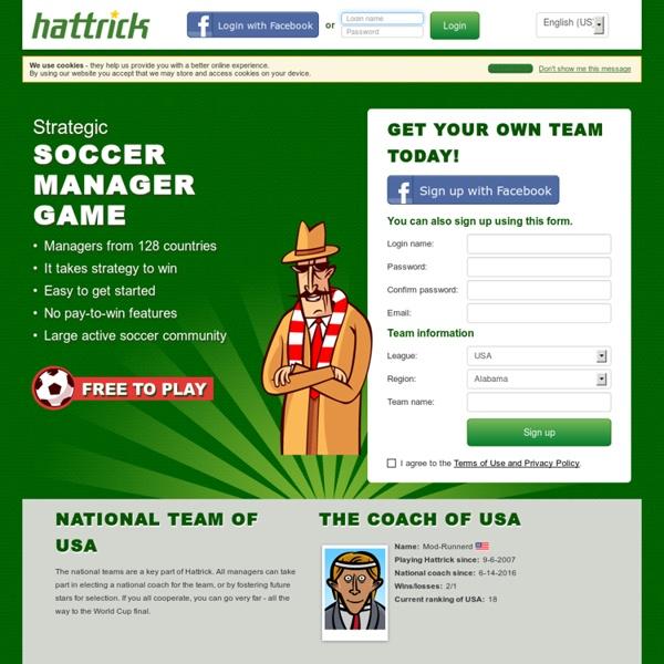 Www.Hattrick.Org