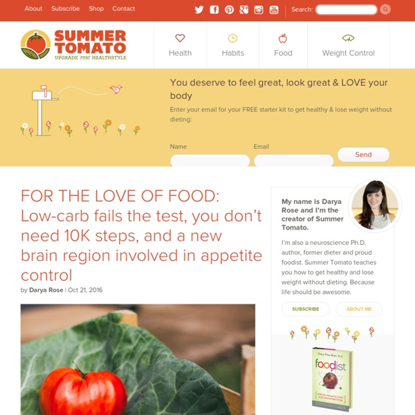 Summer Tomato - Upgrade Your Healthstyle