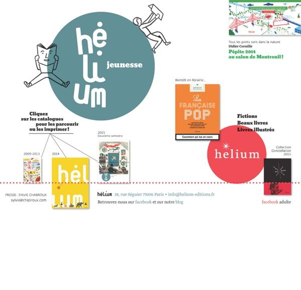 HELIUM Editions