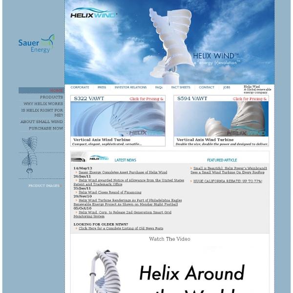 Helix Wind