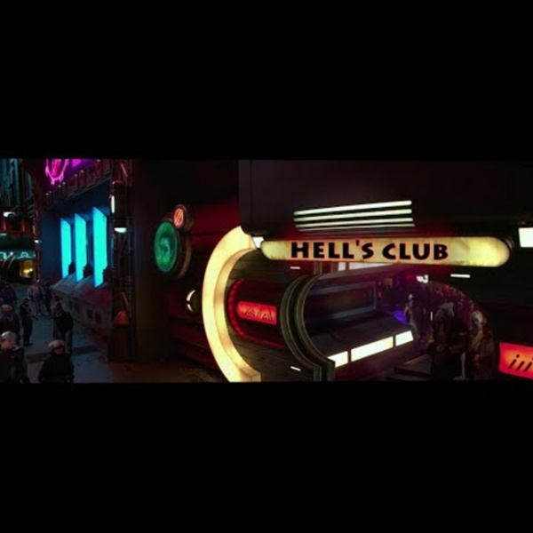 HELL'S CLUB. NEW MASHUP AMDSFILMS.