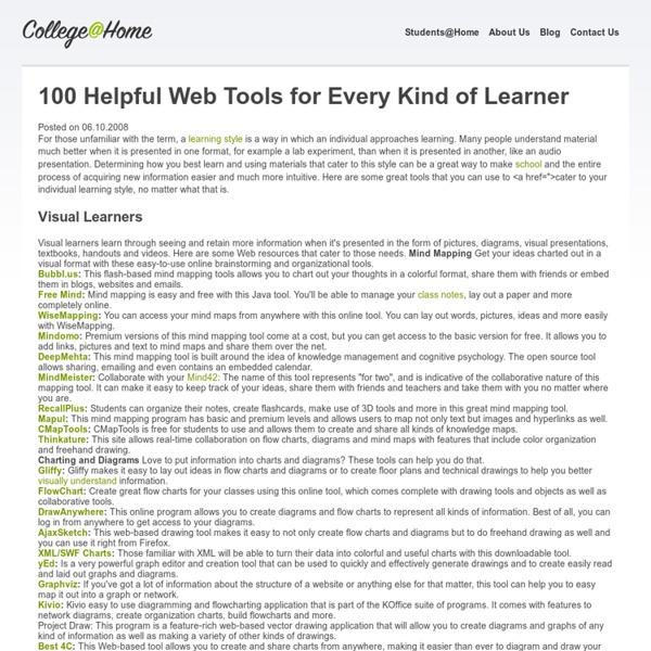 100 herramientas web