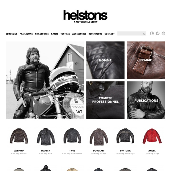 Helstons A Motorcycle Story Autos Post