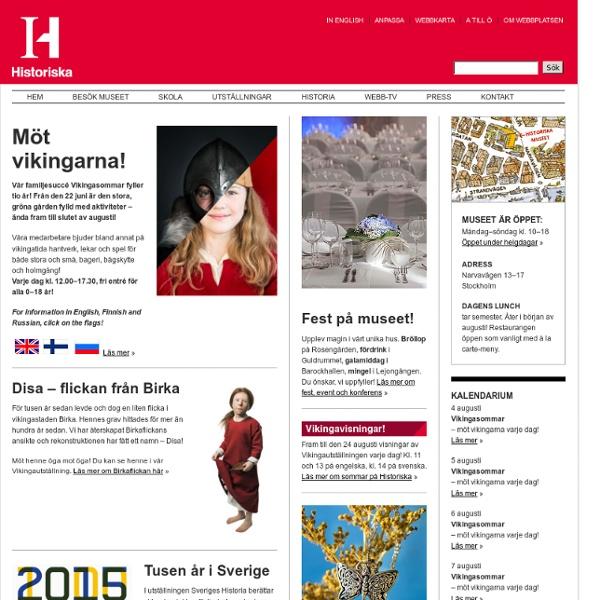 Hem - Historiska