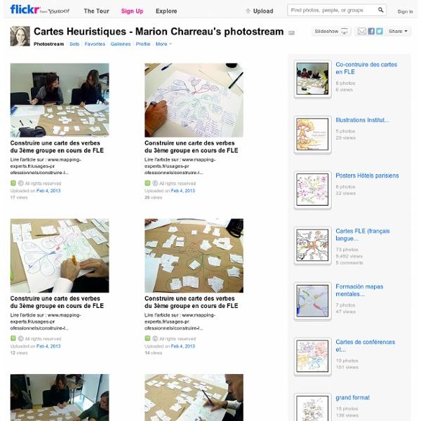 Cartes Heuristiques - Marion Charreau's Photostream