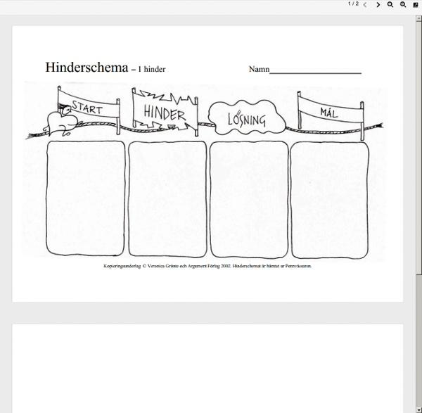 Hinderschema1