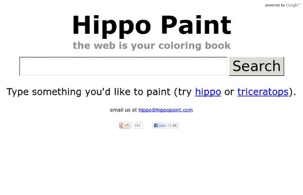 Hippo Paint