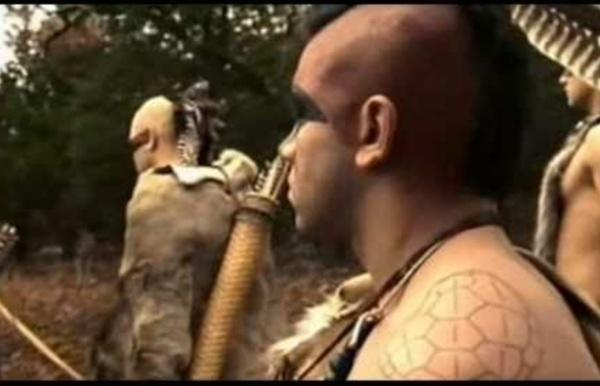 Doc : L'histoire vue par les indiens d'Amérique / Chapitre 1 / part 1