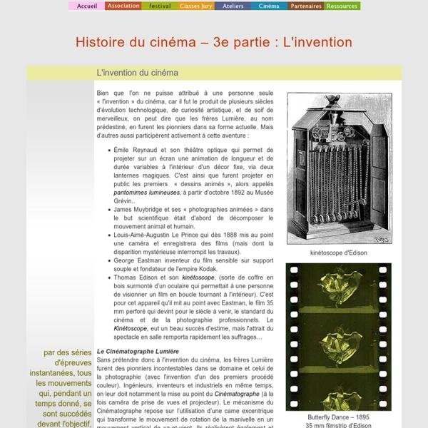 Histoire du cinéma 3