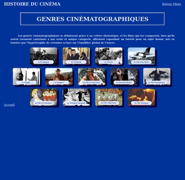 Genres Cinématographiques
