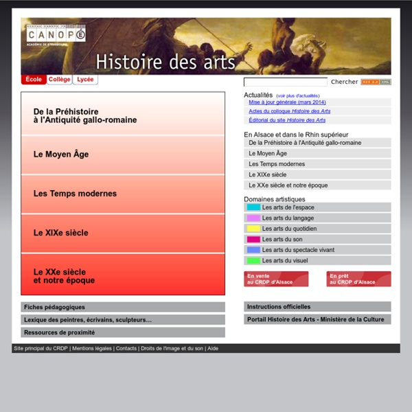 HDA CRDP Strasbourg