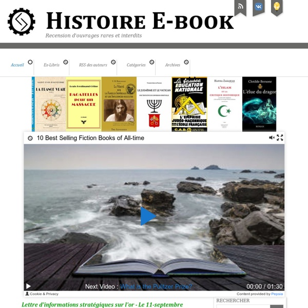 Histoire E-book