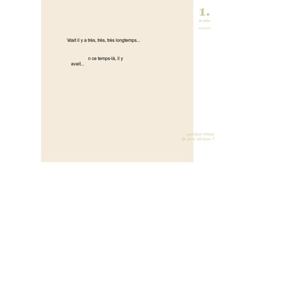 Histoire de l'écriture vue par les shadoks