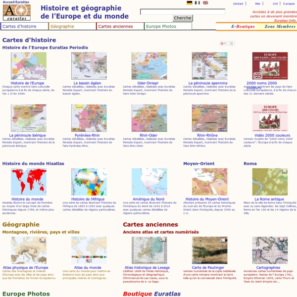 Atlas Histoire Geo