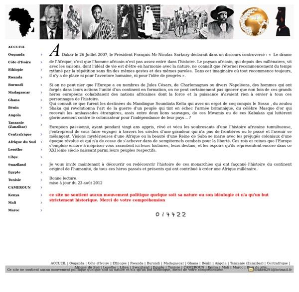 Histoiredelafrique