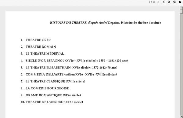 Microsoft Word - HISTOIRE DU THEATRE.doc - HistoireduTheatre.pdf
