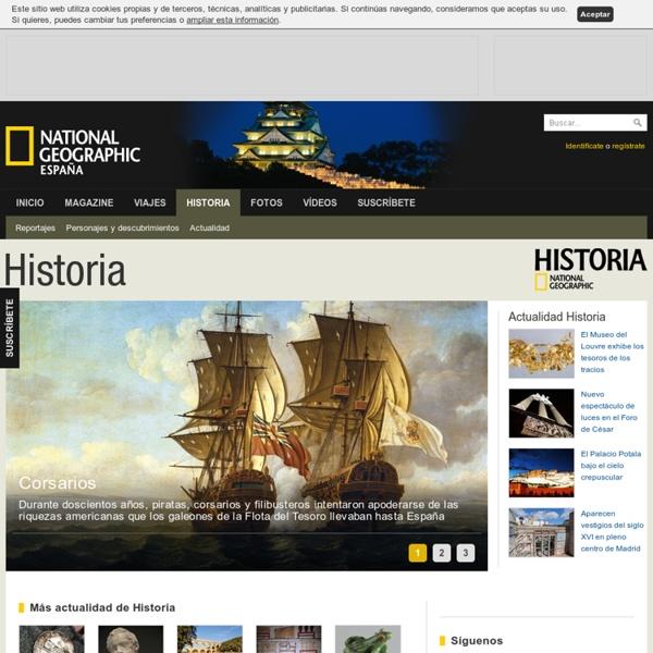 Historia en National Geographic en español.