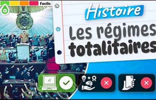 Historio Quizz - Les régimes totalitaires de l'entre-deux-guerres [HD] 2016