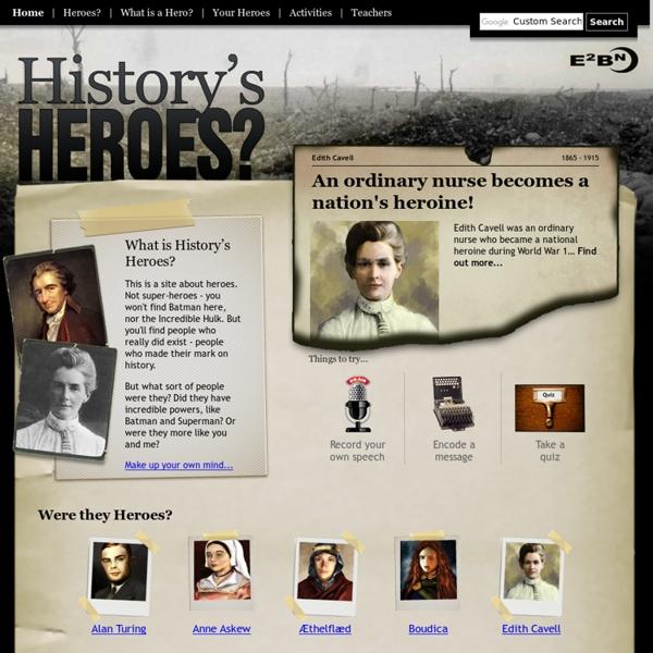 History's HEROES