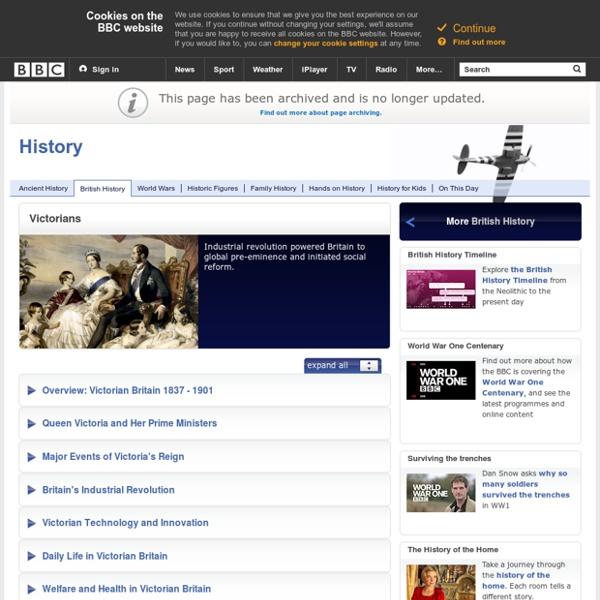 History: Victorians